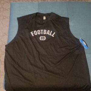 Football 09 workout shirt